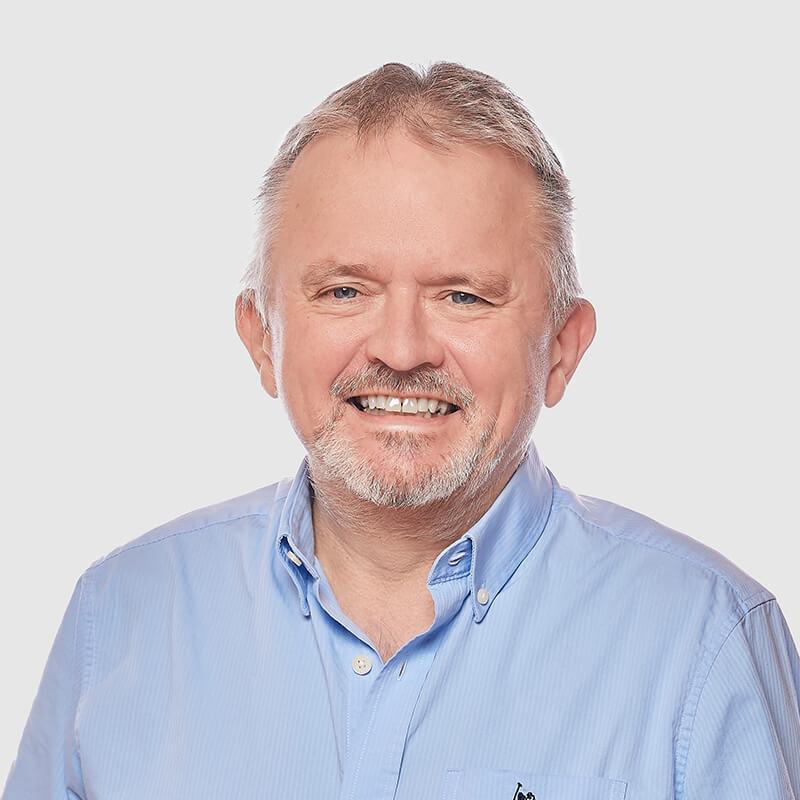 Brian Postlewaite CET Senior Estimator
